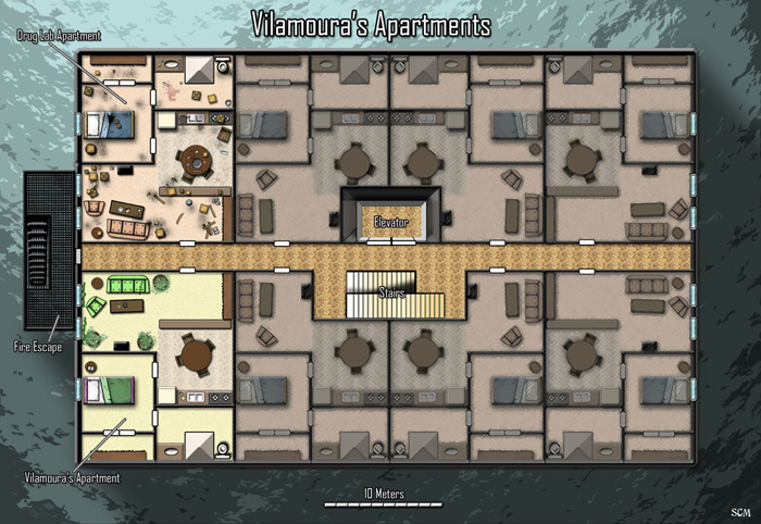 1000 images about shadowrun floorplans maps on pinterest for Apartment design map